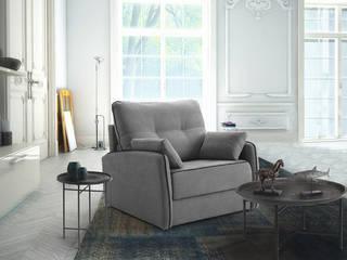 SOFÁ CAMA de Muebles Soliño Moderno