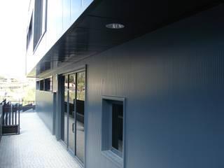 Indústria de Panificação Marta Zita Peixoto - Arquitectura Espaços comerciais modernos Preto