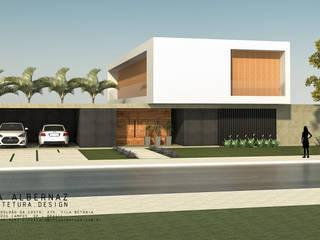Residência ML:   por Otta Albernaz Arquitetura