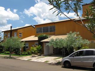 Residência em São Carlos por JMN arquitetura Eclético