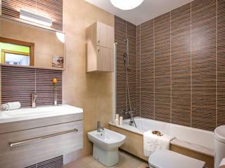 Rustikale Badezimmer von CCVO Design and Staging Rustikal