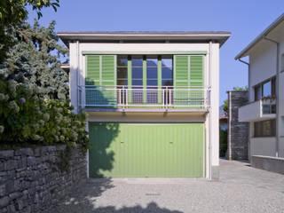 Chantal Forzatti architetto Maison individuelle Vert