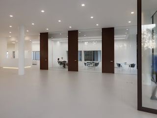 Glip Modern study/office White