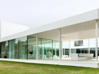 CONSTRUÇÃO EM AÇO (LSF) - Na Vanguarda dos Sistemas Construtivos: Casas modernas por Decorvisão | Sistemas de Remodelação e Construção LSF