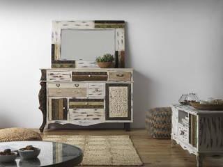 Muebles Vintage de Muebles Soliño Rústico