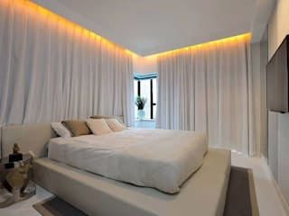 MONTVERT FINESSE BANER PUNE :  Bedroom by decormyplace