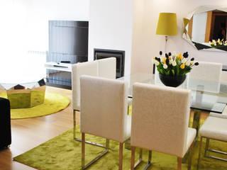 Apartamento Candal por Nervura Interiores Moderno