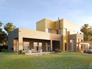 Arq. Vieyra Single family home Bricks