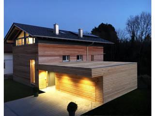 من PWQUADRAT Wagner Weinzierl Architekten pw2 حداثي
