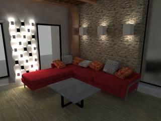 Area de estar para jóvens. de Interiores 25