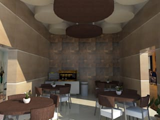 Clinica Quirófano CDMX:  de estilo  por Interiores 25