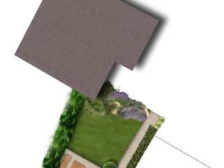 JARDIN DE VILLE // Rungis (94) Sophie coulon - Architecte Paysagiste Jardin minimaliste