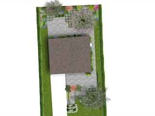 JARDIN D'OMBRE ET DE LUMIÈRE // Massy (91) Sophie coulon - Architecte Paysagiste Jardin moderne