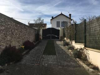 JARDIN DE CAMPAGNE // Cormeilles-en-Parisis (95) Sophie coulon - Architecte Paysagiste Jardin classique