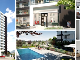 by Rau Arquitectos Modern