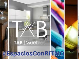 Línea de productos de TAB Muebles Ecléctico