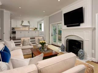 Salones de estilo clásico de BOWA - Design Build Experts Clásico