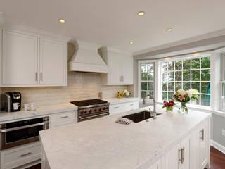 Cocinas de estilo  de BOWA - Design Build Experts