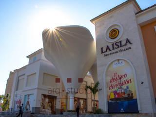 La Isla Shopping Village Puerto Vallarta Centros comerciales de estilo clásico de ARQStudio MX Clásico