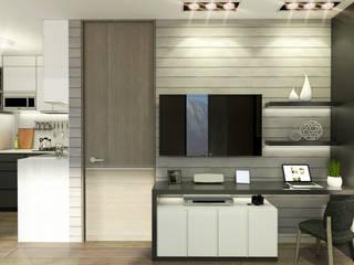 DM 60: Salas de estilo  por blank proyectos