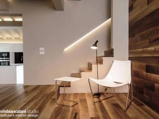 : Ingresso & Corridoio in stile  di Rachele Biancalani Studio - Architecture & Design, Minimalista