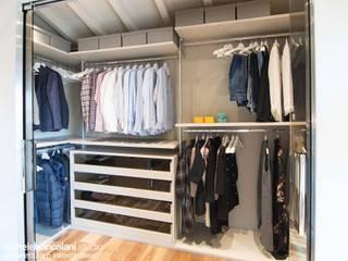 homify Minimalist dressing room