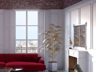 Living Room:  de estilo  por 3Deko