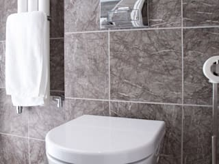 test1 Modern bathroom by Threesixty Services Ltd Modern