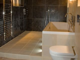modern Bathroom by Threesixty Services Ltd