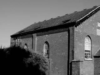 Hope Chapel: modern  by zinc architecture, Modern