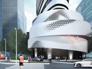 THE KHAI Office Tower bởi Studio8 Architecture & Urban Design Hiện đại
