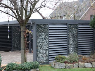 Steelmanufaktur Beyer Carport Metal Grey