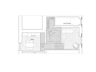 18VT_Relooking di un bilocale a Milano* di Chantal Forzatti architetto Moderno
