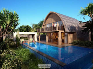by Skye Architect Tropical