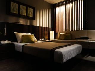 株式会社240design studio Kamar Tidur Modern