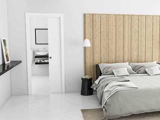 Moderne Schlafzimmer von BestFix-Schuifdeursystemen Modern