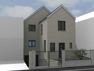 Permis de construire pour une rénovation et une extension de maison individuelle par Permettez-moi de construire