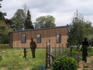 Permis de construire pour une maison à ossature bois par Permettez-moi de construire