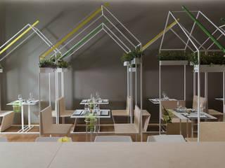 Dining room by Studio Zero85, Minimalist
