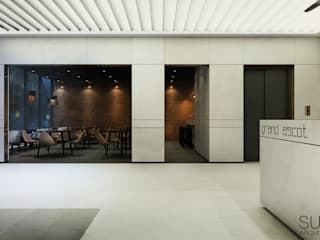 by SUMA Architektów Scandinavian