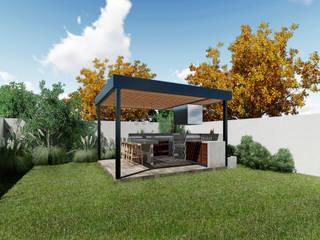 Terrace by NEF Arq.