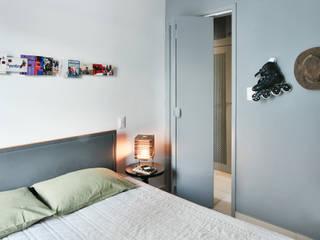 Dormitorios de estilo moderno de Move Móvel Criação de Mobiliário Moderno