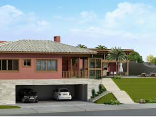 SERARTE ENGENHARIA Terrace house