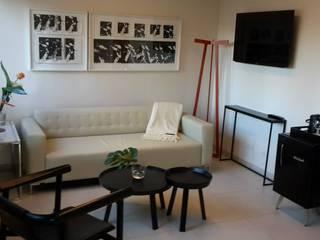 Diseño/ ambientacion sala de espera de clinica privada:  de estilo  por En Tu Interior