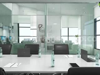 Modern Kongre Merkezleri Yantram Architectural Design Studio Modern