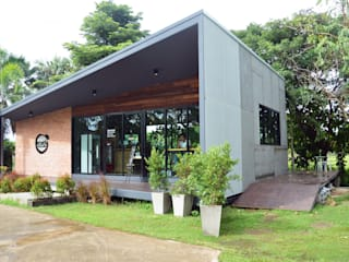 modern  oleh Add-con Architect, Modern
