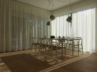 Einrichtung eines Ferienhauses an der Ostsee von Raum & Form Minimalistisch