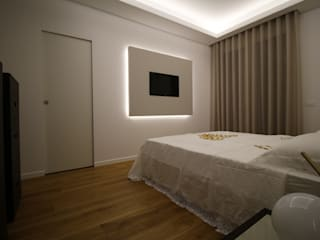 Modern style bedroom by Giuseppe Rappa & Angelo M. Castiglione Modern