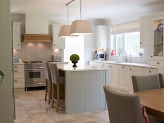 Classic Hamptons Style by ADORNAS KITCHENS Classic