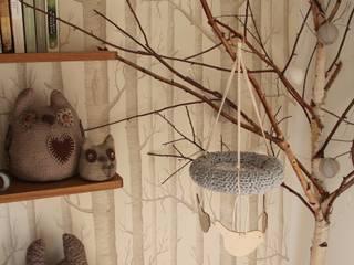 trzy manufaktury Dormitorios infantiles Decoración y accesorios Gris